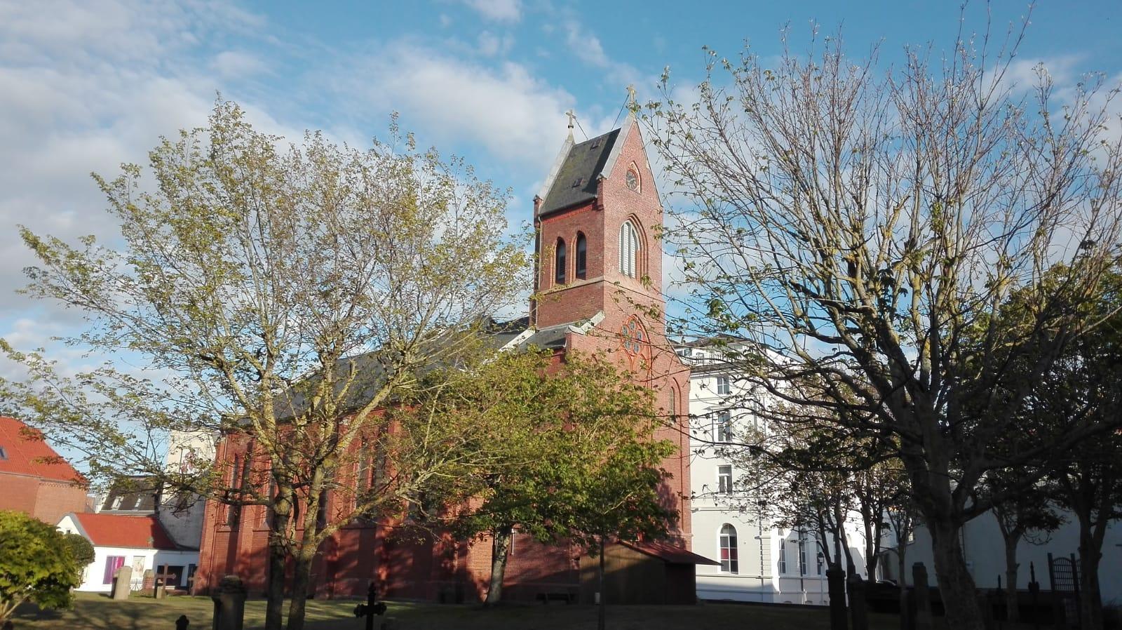 Inselkirche Norderney - Foto: Stephan Bernhardt